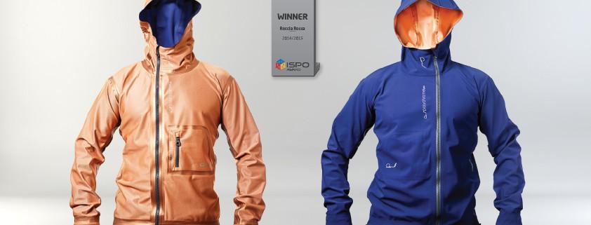 Cool Hunting reversible Jacket polychromelab