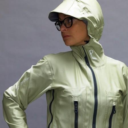 Alta Verde alpine jacket women green