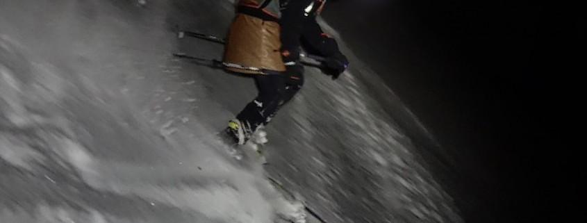 night skiing tyrol winter alps product innovation