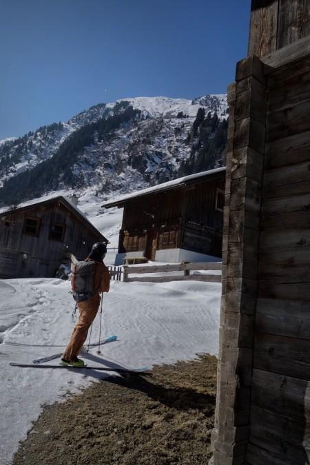 funktionaler winteroverall la neve nera michele stinco
