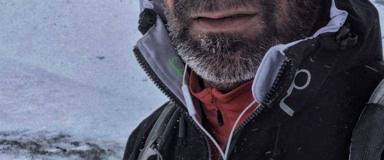 outdoorjacken tragen winter skifahren