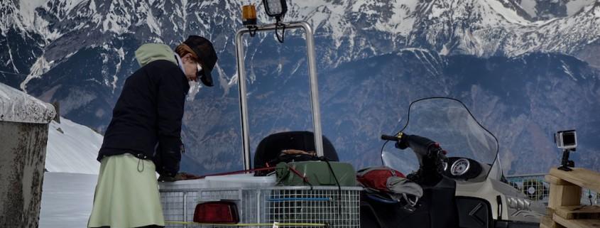 Alpine Proof Hochgebirgslabor Textilforschung Tirol