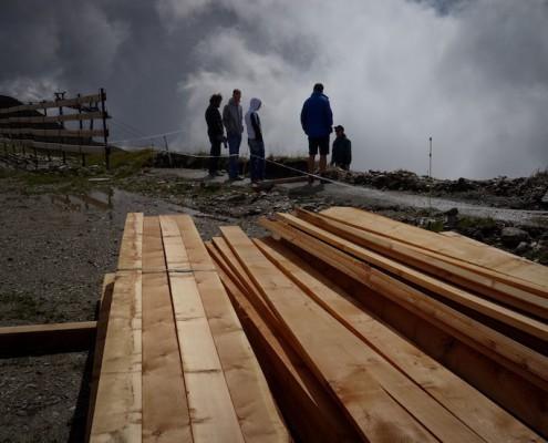 serfaus jacken wissenschaftlich testen skiregion