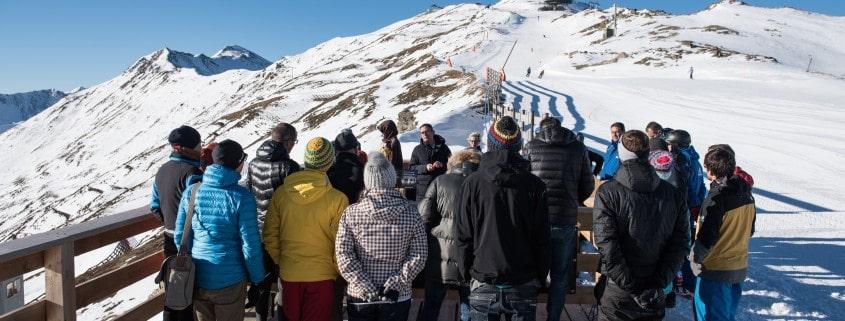 alpine proof opening serfaus fiss ladis