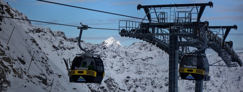 Skifahren Skigebiet Serfaus Frugler
