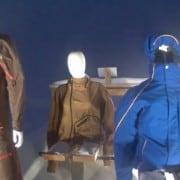 windtest winterjackets outdoor