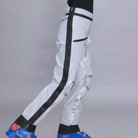 damen skihose retica bianca polychromelab